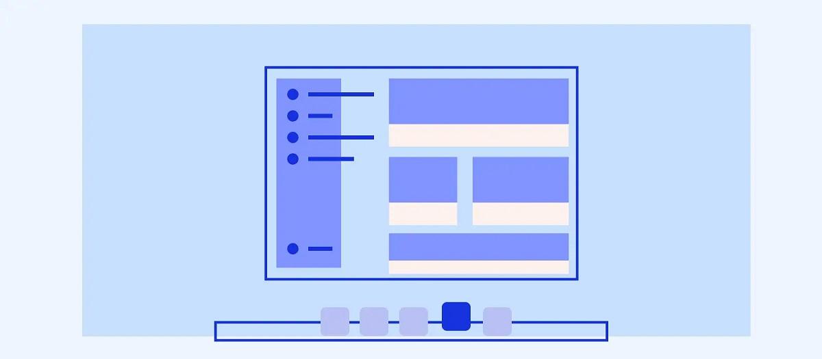 بهینهسازی طراحی برنامه دسکتاپ